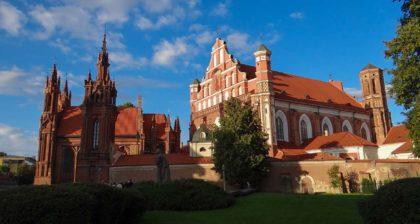 10 najlepszych atrakcji w Wilnie i okoliach