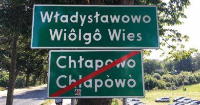 wjazd do Władysławowa