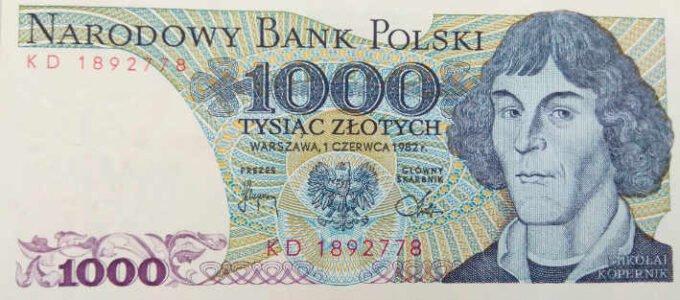 banknot 1000zł