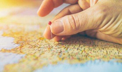 15 interesujących ciekawostek geograficznych dla dzieci