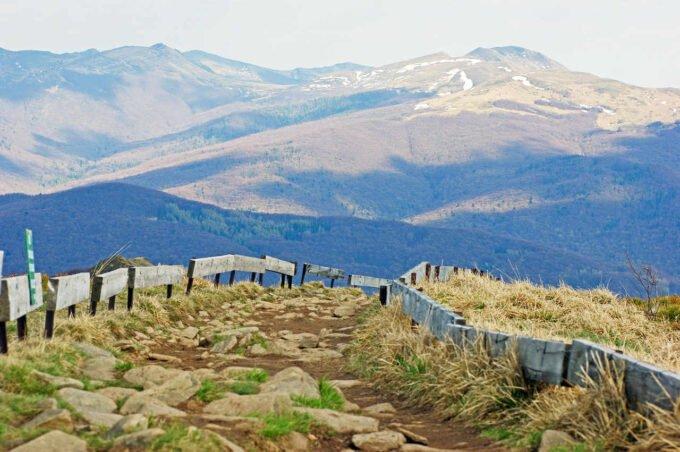 Góry Bieszczadzkie