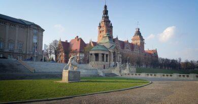 zabytki w Szczecinie