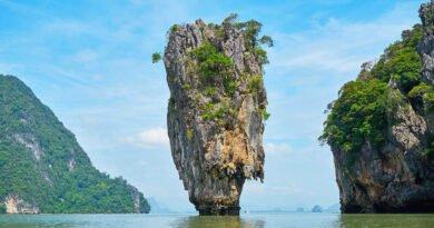 zaskakująca wyspa