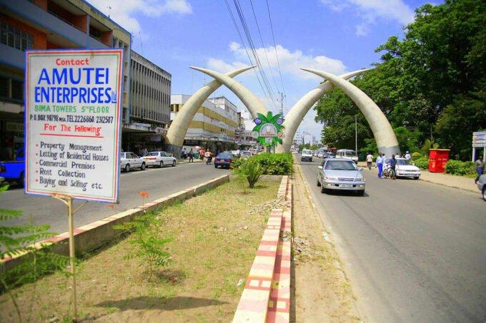 Centrum Mombasy
