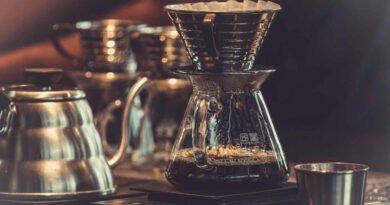 przygotowywanie kawy
