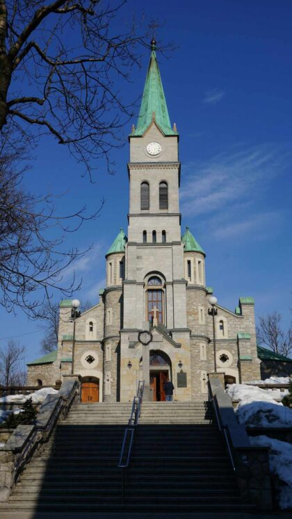 kościół rzymskokatolicki pod wezwaniem świętej rodziny