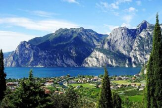 Jezioro Garda: Najlepsze Atrakcje w Okolicy Lagio di Grada