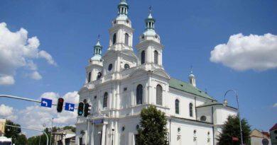 Radomsko kościół