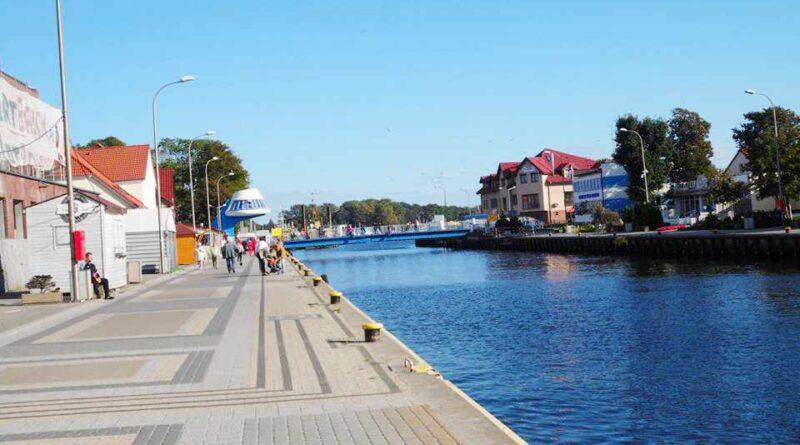 kanał portowy