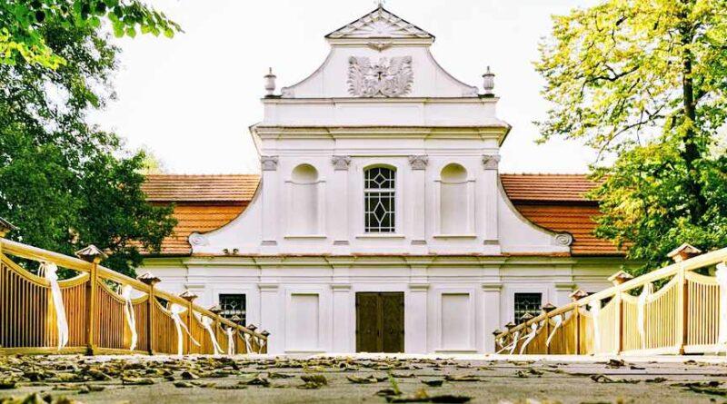 kościół w Zwierzyńcu
