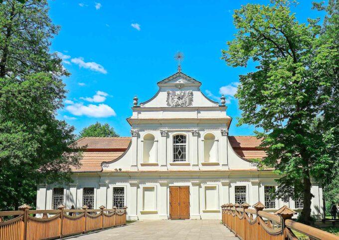 kościołek