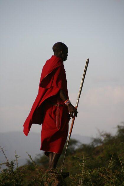 Masaj z włócznią