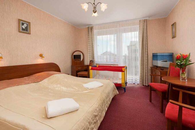 pokój 2 osobowy we Władysławowie