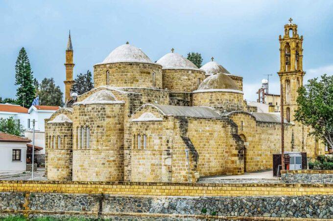 średniowieczny kościół