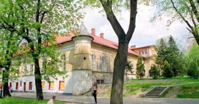 Pałac w Andrychowie