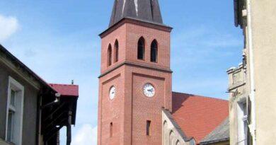 Tuchola kościół