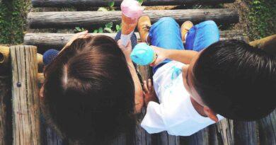 małe dzieci
