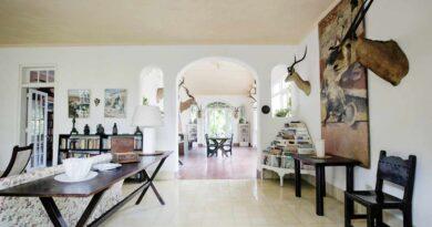 mieszkanie Ernesta Hemingwaya