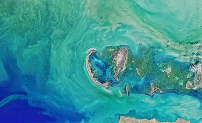 morze kaspijskie