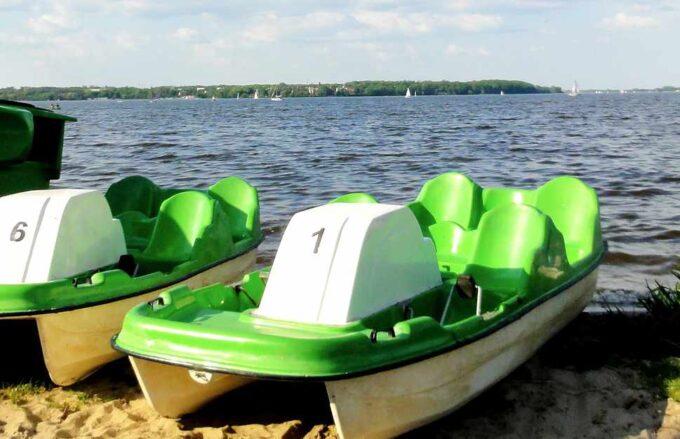 rowery wodne