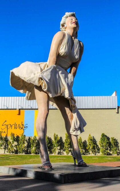 spódnica marilyn monroe