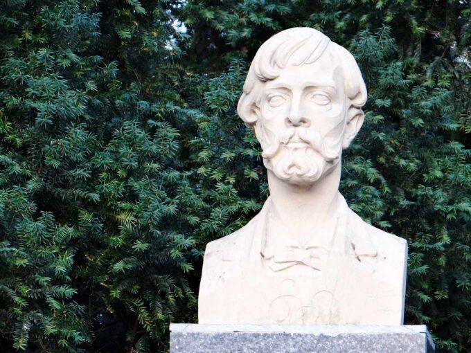 Stanisław Wyspiański pomnik