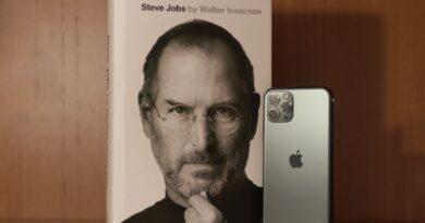 steve jobs książka