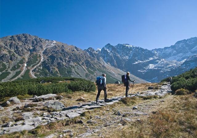 wycieczka górska
