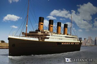 Titanic II - replika statku wypłynie w 2022 roku