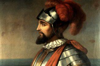 Vasco Núñez de Balboa - odkrywca Oceanu Spokojnego