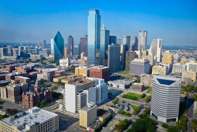 miasto Dallas