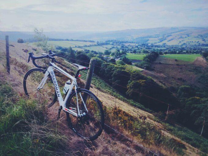 wycieczka rowerowa po górach