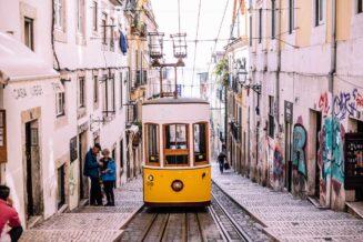 Lizbona - najpiękniejsze miasto południa