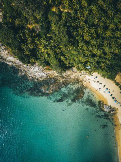 Phuket widok z drona
