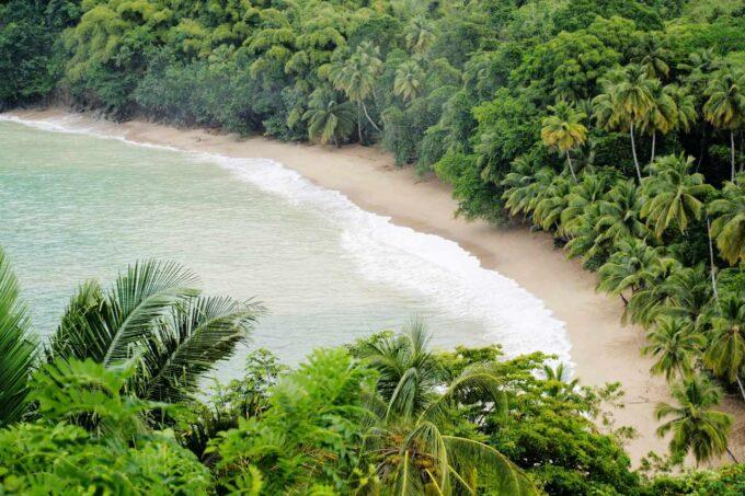 Plaża - Trinidad i Tobago
