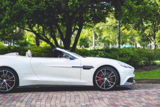 10 Ciekawostek na temat firmy Aston Martin