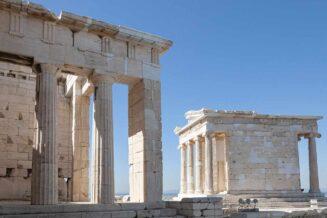 10 ciekawostek o architekturze starożytnej Grecji dla dzieci