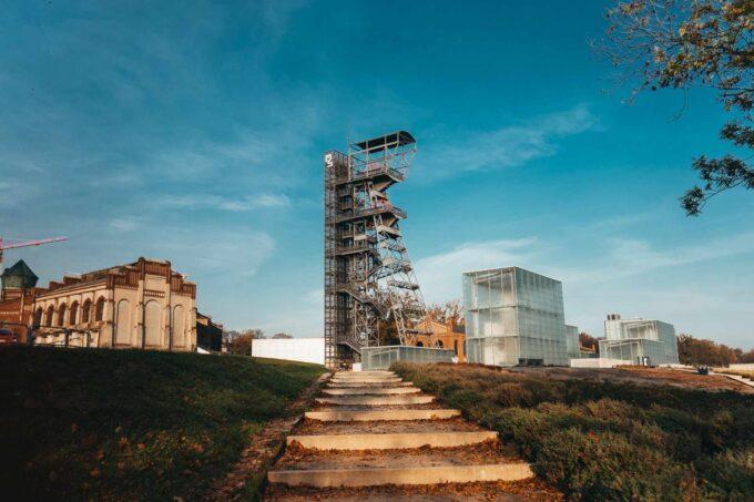 kopalnia w Katowicach