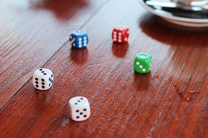 kostki do gry