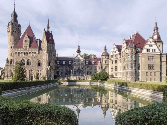 Moszna - Zamek