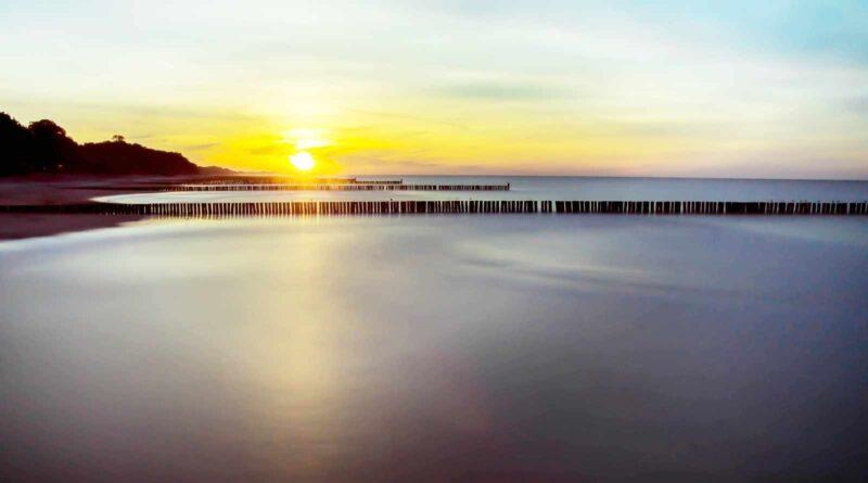 Plaża - Ustronie Morskie