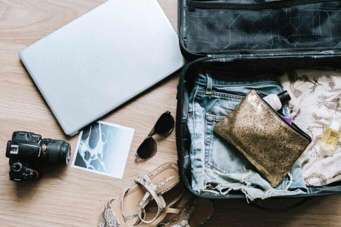 walizka i gadżety