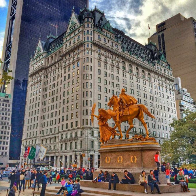Hotel Plaza new york