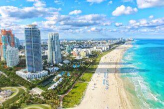Tygodniowy plan wycieczki na Florydę
