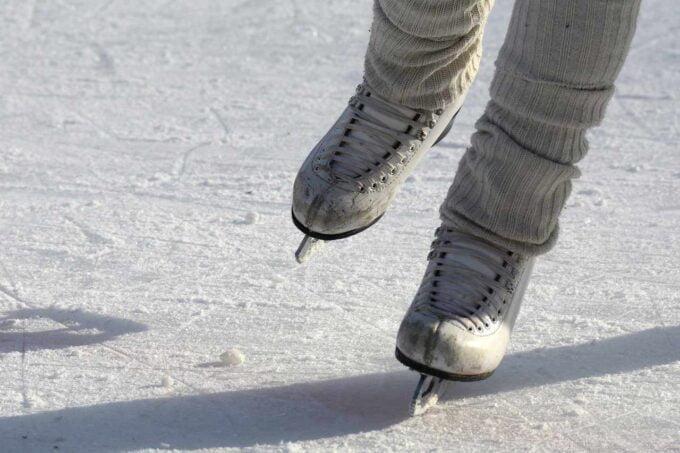 jazda na łyżwach
