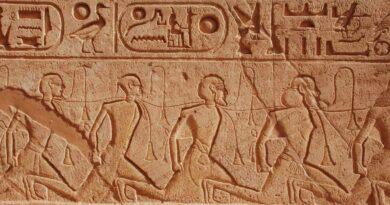 hieroglify egipskie