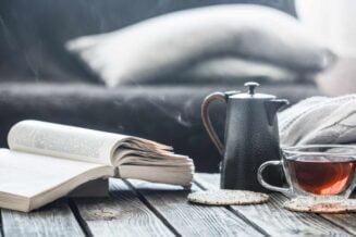 Książkowe serie idealną rozrywką na zimowe wieczory