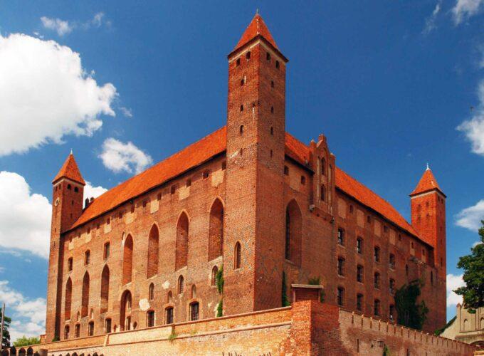 Gniew Zamek