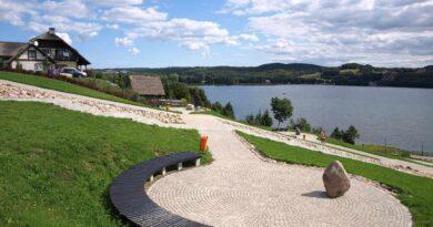 Park Kamienny w Chmielnie