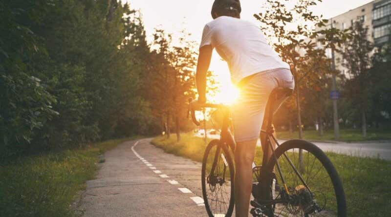 podróż rowerowa